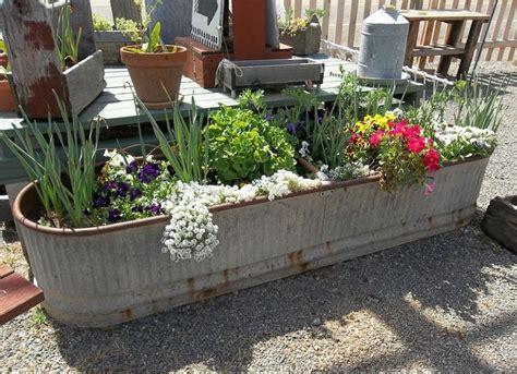 Diy Container Garden by Diy Garden Ideas Search Gardening