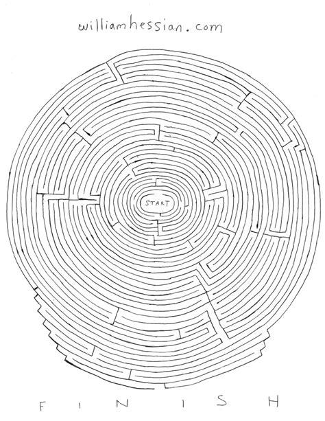 printable maze bearded bunny blog free printable mazes