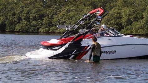 wake boat makes 2012 sea doo doo it wakeskate instructional wake to wake