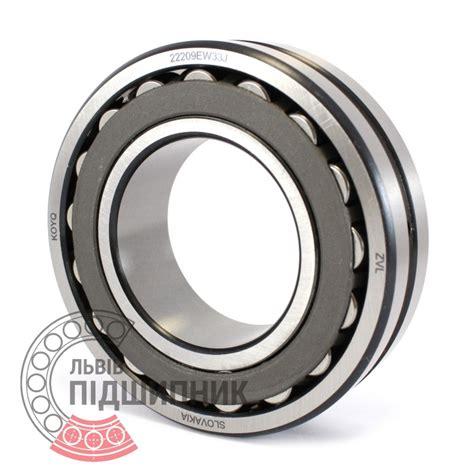 Spherical Roller Bearing 22209 E1c3 1 spherical 22209 ew33j zvl spherical roller bearing zvl