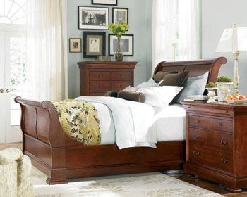 thomasville king bedroom set thomasville king street sleigh bed home decorating