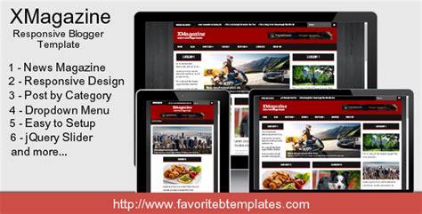 blogger responsive tutorial 20 responsive magazine blogger templates tutorial zone