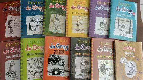 coleccion libros regalo el colecci 243 n 13 libros diario de greg jenga regalo 850 00 en mercado libre