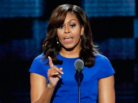 michelle obama news michelle obama s speech skewers donald trump without