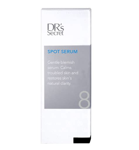 Serum Dr Acne Pimple Dr Serum Jerawat Murah drs secret pimple spot serum 8 30ml acne skin care acne scars treatment pimpleserum usd