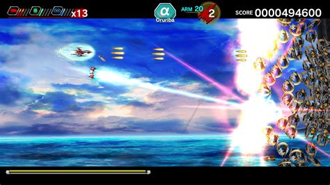 Dariusburst Chronicle Saviours dariusburst chronicle saviours para ps4 3djuegos