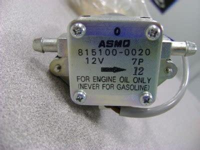 yamaha outboard motor warranty transfer yamaha outboard 6e5 81900 01 00 oil tank transfer pump ebay