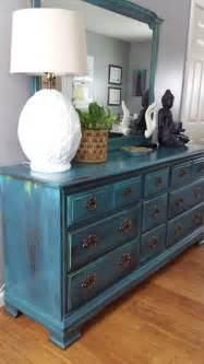 25 best ideas about teal dresser on teal