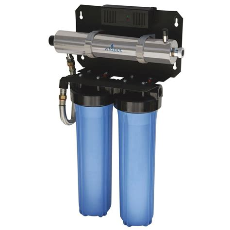 vitapur ultraviolet whole house water disinfection and