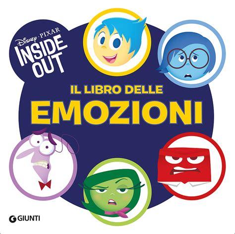 libro le lingue e il inside out il libro delle emozioni