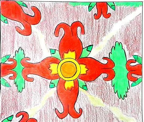 Senirupa Dan Disain Kls 1 Sma seni rupa desain batik sma sumbangsih jakarta