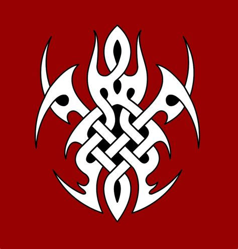 celtic tribal by shadow696 on deviantart