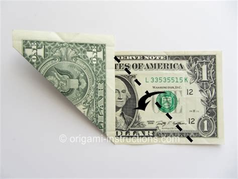 Easy Money Origami Butterfly -