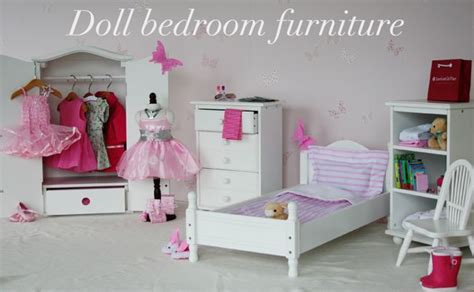 Doll Bedroom Furniture Stuff For The Girls Pinterest Doll Bedroom Furniture