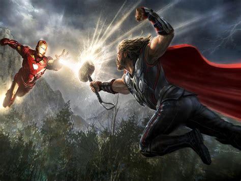 thor  iron man  avengers marvel movies full hd