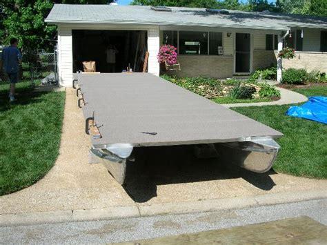 pontoon boat flooring options how to replace pontoon boat carpet pontoon forum gt get
