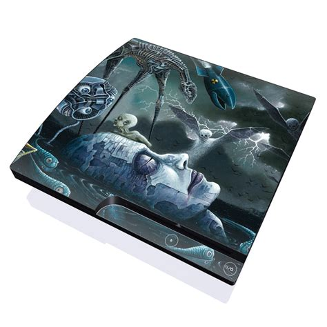 Skin Playstation 3ps3 Custom dreams playstation 3 slim skin covers sony playstation 3 for custom style and protection
