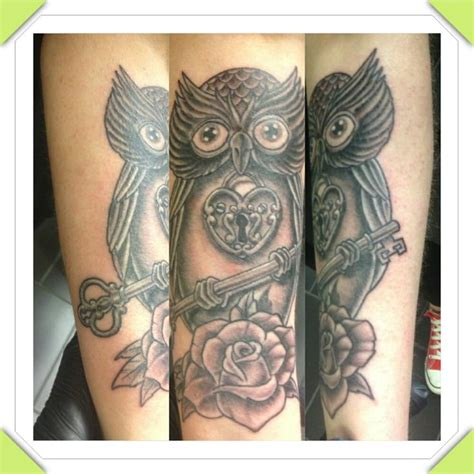tattoo studio pinterest owl tattoo