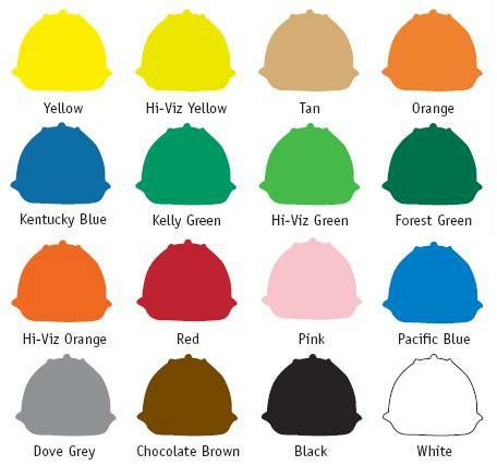 construction colors safety helmets chennai