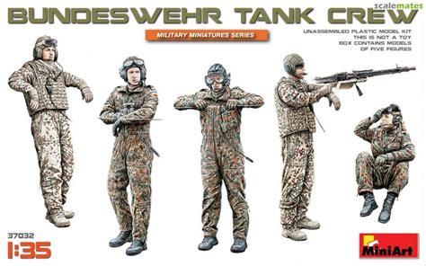 Model Kit Miniart 135 Tank Crew Wwii 1 35 bundeswehr tank crew miniart