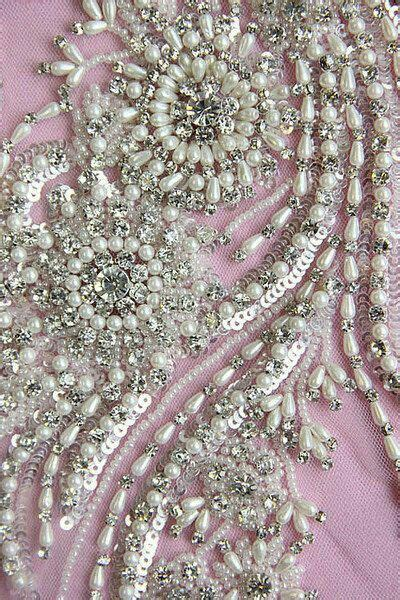 beadwork embellishment embellished with and stitched embroidery