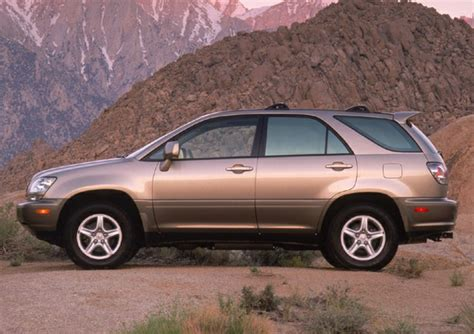 2003 Lexus Rx 300 by 2003 Lexus Rx 300 Photos Informations Articles