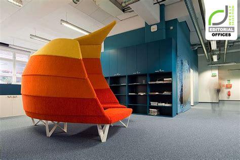 Idfl by Editorial Offices Wirtschaftblatt Newsroom By Idfl Design