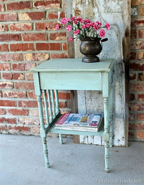 How To Antique Painted Furniture top 10 diy furniture projects of 2013 petticoat junktion