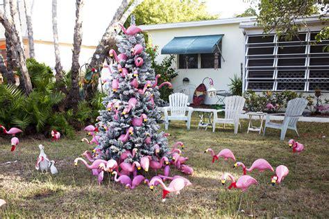 happy new year flamingos mythological quarter