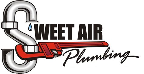 Plumbing Logo Images by Sweet Air Plumbing Home Page