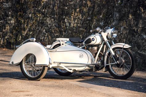 Motorrad Mit Beiwagen Bmw by Bmw R25 2 Steib Sidecar Classic German Motorcycle