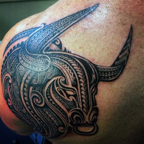 tribal bull skull tattoos tribal tattoos bull skull tattoos design tribal tattoos
