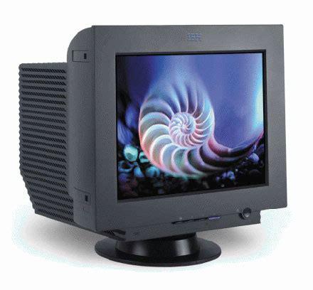 Monitor Komputer Tabung fungsi monitor komputer