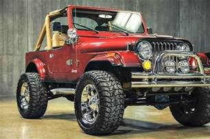Electric Jeep Wrangler For Sale 1988 Jeep Wrangler Custom 0 Electric Metallic Wagon