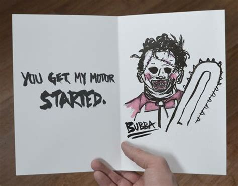 valentines horror pin by bryan terry on the horror