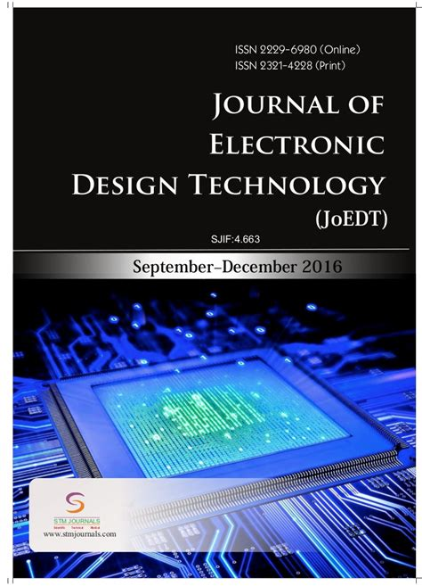 journal  electronic design technology vol  issue