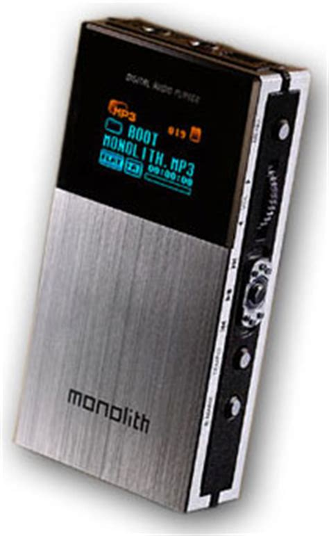 rugged mp3 player monolith premium mx7000 rugged mp3 player