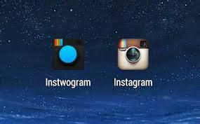 cara membuat instagram menjadi dua cara membuat dua akun instagram pada android dengan