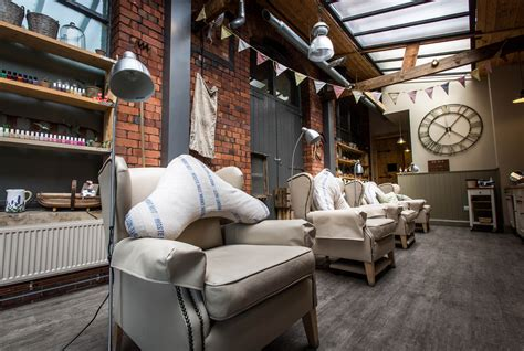Potting Shed Spa by Review The Potting Shed Spa Tea