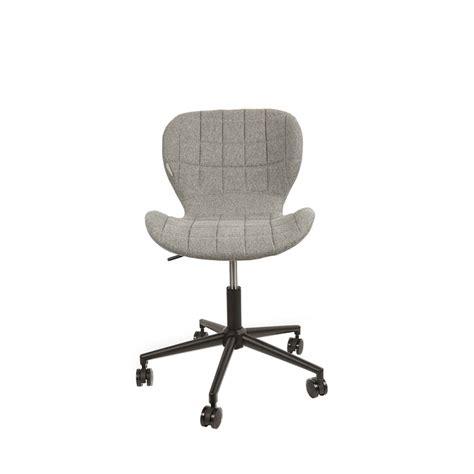 chaises de bureaux chaise de bureau confortable zuiver quot omg quot