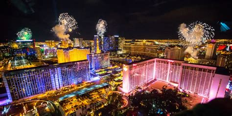 new year 2018 in vegas nye guide where to fireworks in vegas las vegas
