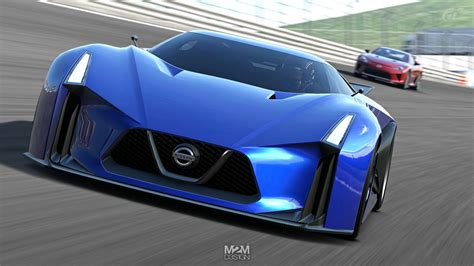 2020 Nissan Z Reddit by Nissan Concept 2020 Vision Gran Turismo P12 By M2m