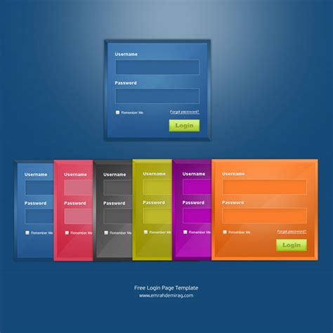 login free template 20 useful login page template free psd files the