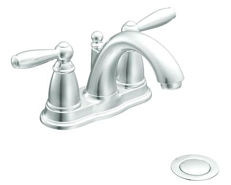 types of moen bathroom faucets