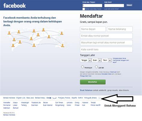 membuat facebook dengan email yang sama cara mendaftar membuat akun facebook dengan android dan