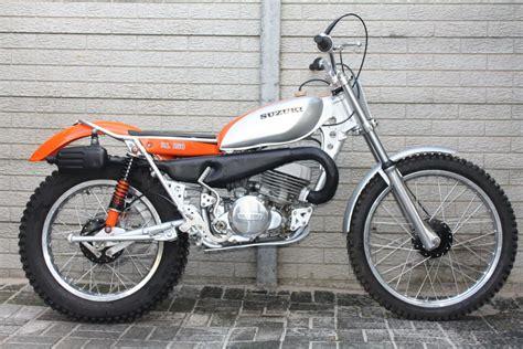 Suzuki Trials Bike Suzuki Trial Moto Zombdrive