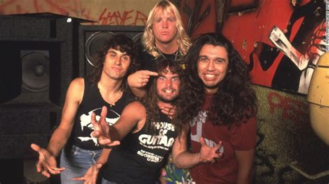 Slayer Rock Band Heavy Metal - 80s heavy metal 8 of our faves