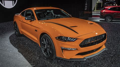 2020 ford mustang images 2020 ford mustang ecoboost high performance package