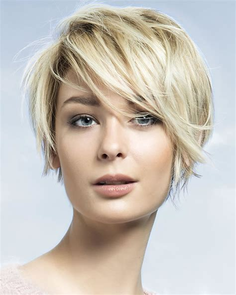 short trendy haircuts for large women latest short haircuts for women curly wavy straight