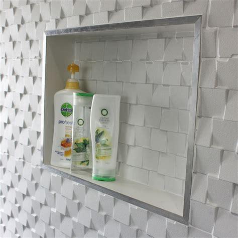 niche bathroom ezilay xps shower niche 410x410x90mm highgrove bathrooms